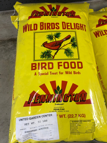 Wild Bird Mix 25 lb and 50 lb