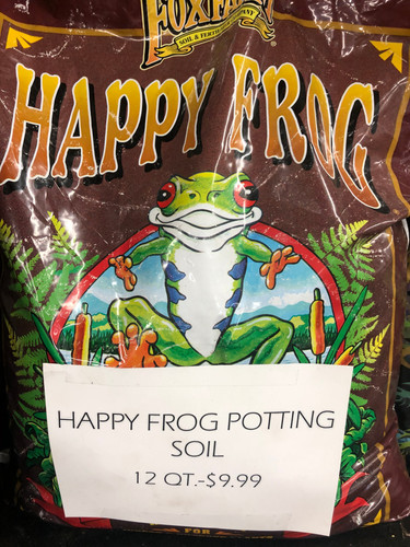 Happy Frog Potting Soil - 12 qt