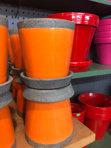 #38 Smaller pots