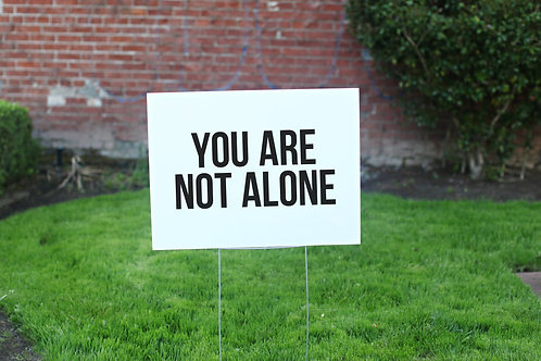 You Are Not Alone (10)