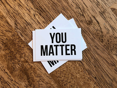 You Matter Cards (25)