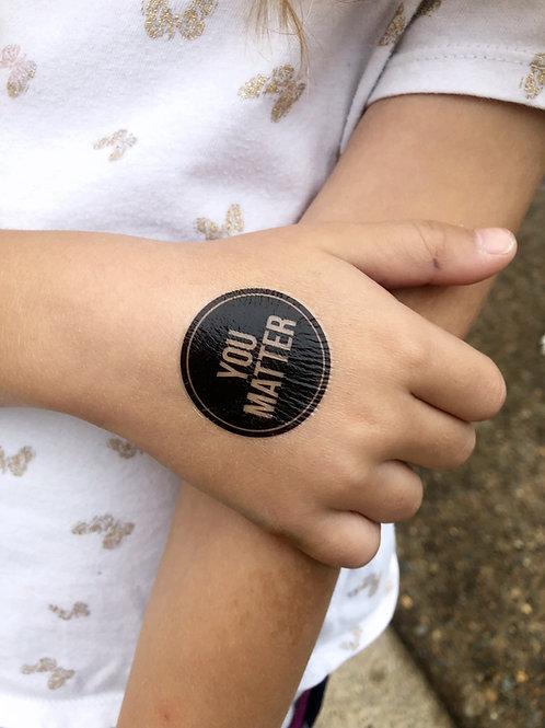 You Matter Tattoo (1)