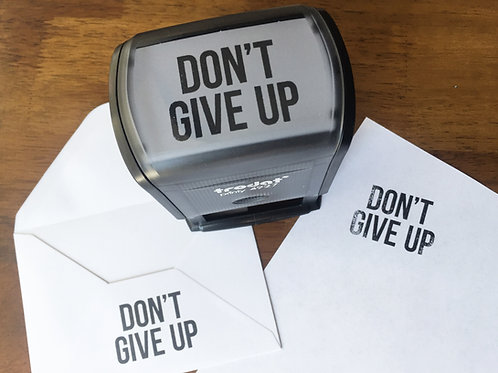 Dont Give Up Stamp (1)