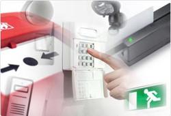 Fire Alarm, Security & Access Cont