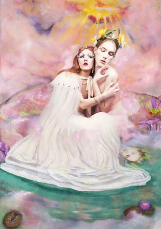 Venus and Narcissus