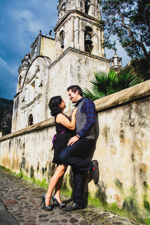 Sesión de Compromiso Ignacio Huitrón Photography Fotografía de Bodas