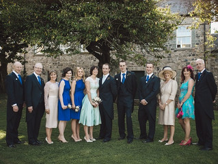 A Feathered Affair featured in Ireland's Wedding Journal