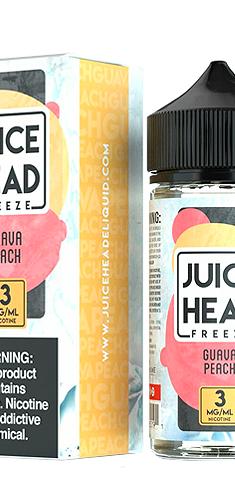 Freeze Guava Peach