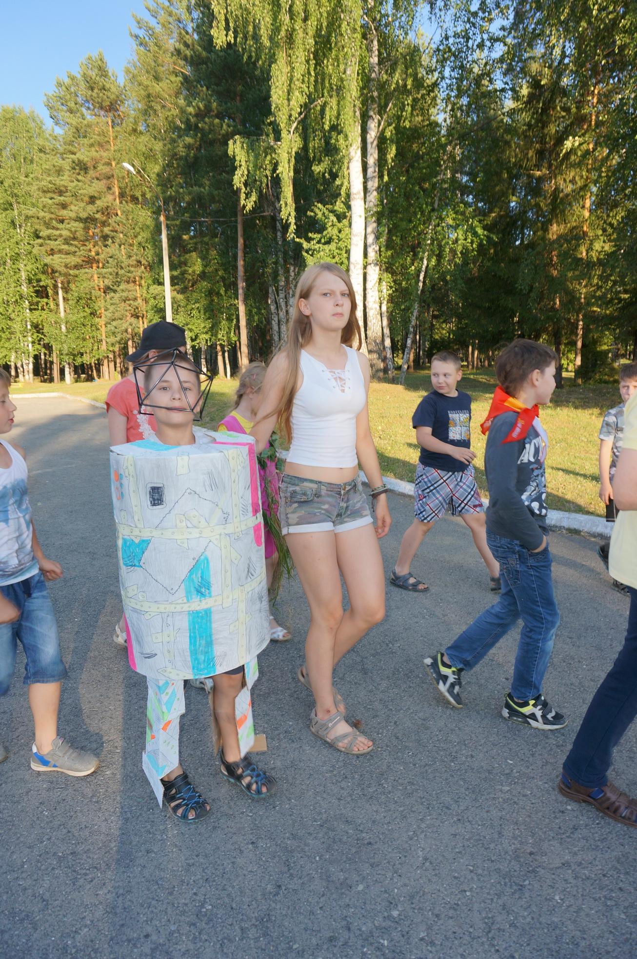 Летний лагерь Урал Айкидо0191