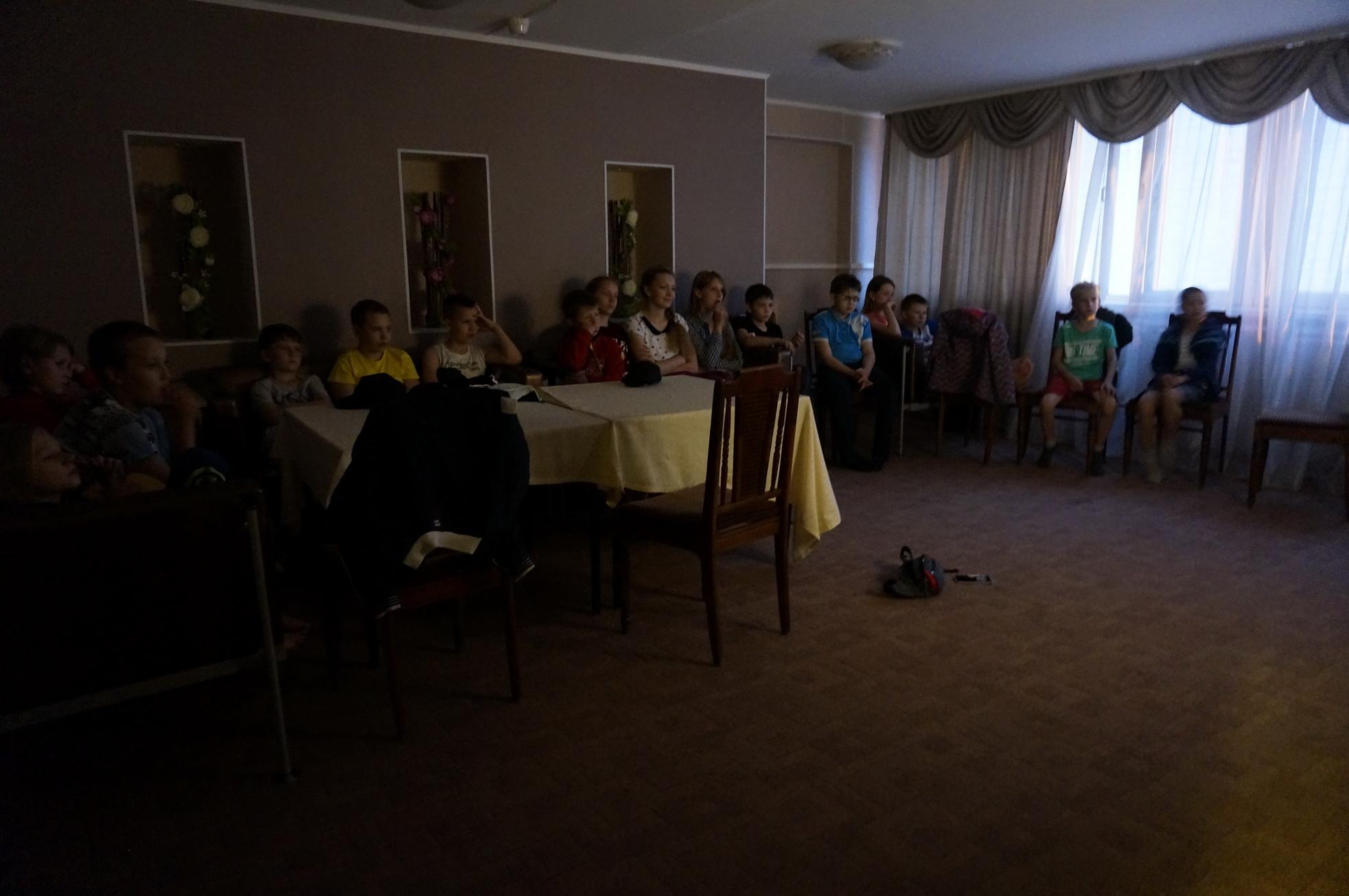 Летний лагерь Урал Айкидо0144