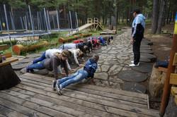 Летний лагерь Урал Айкидо0154