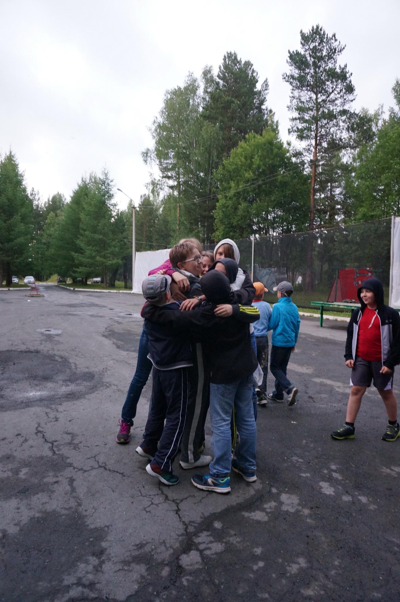 Летний лагерь Урал Айкидо0082