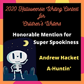 2020 Halloweensie Writing Contest for Ch