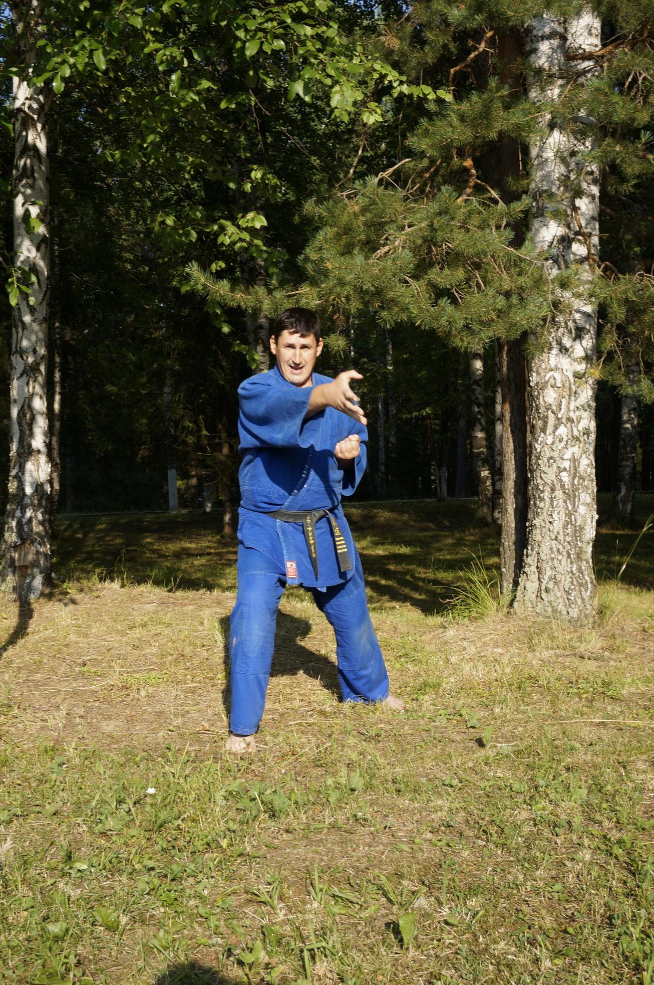Летний лагерь Урал Айкидо0160