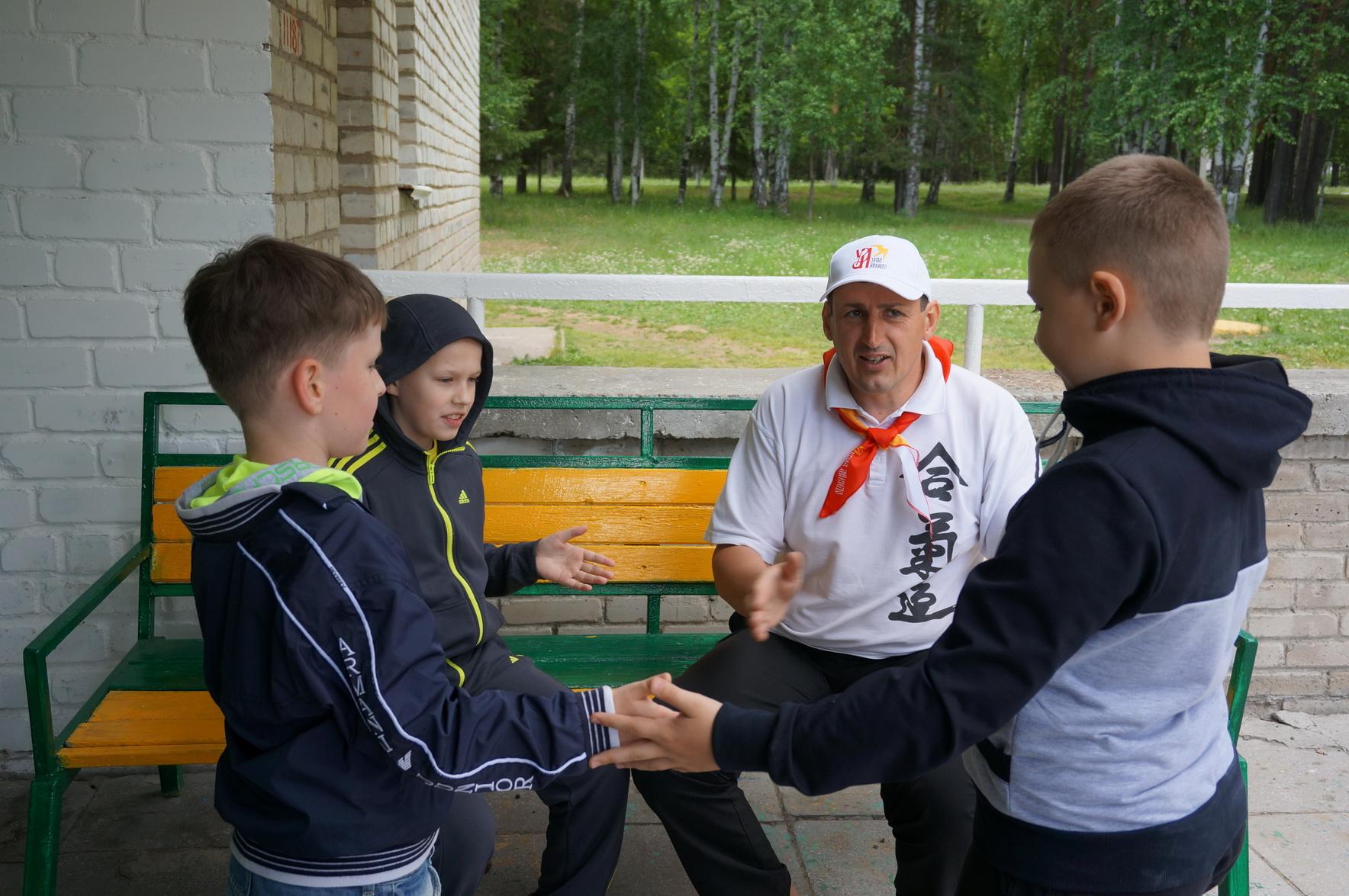 Летний лагерь Урал Айкидо0004