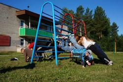 Летний лагерь Урал Айкидо0125