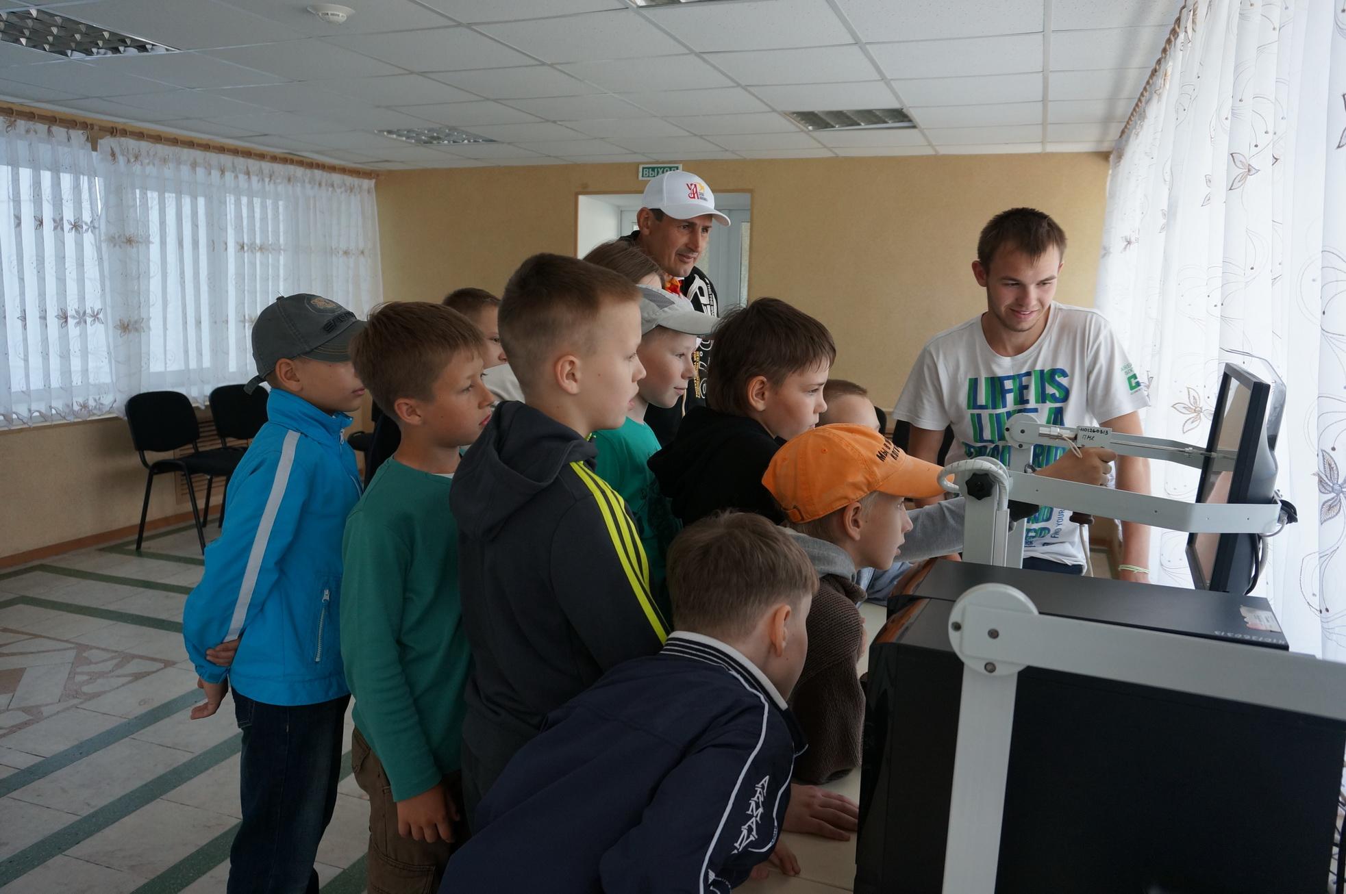 Летний лагерь Урал Айкидо0018