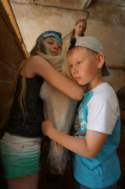 Летний лагерь Урал Айкидо0115