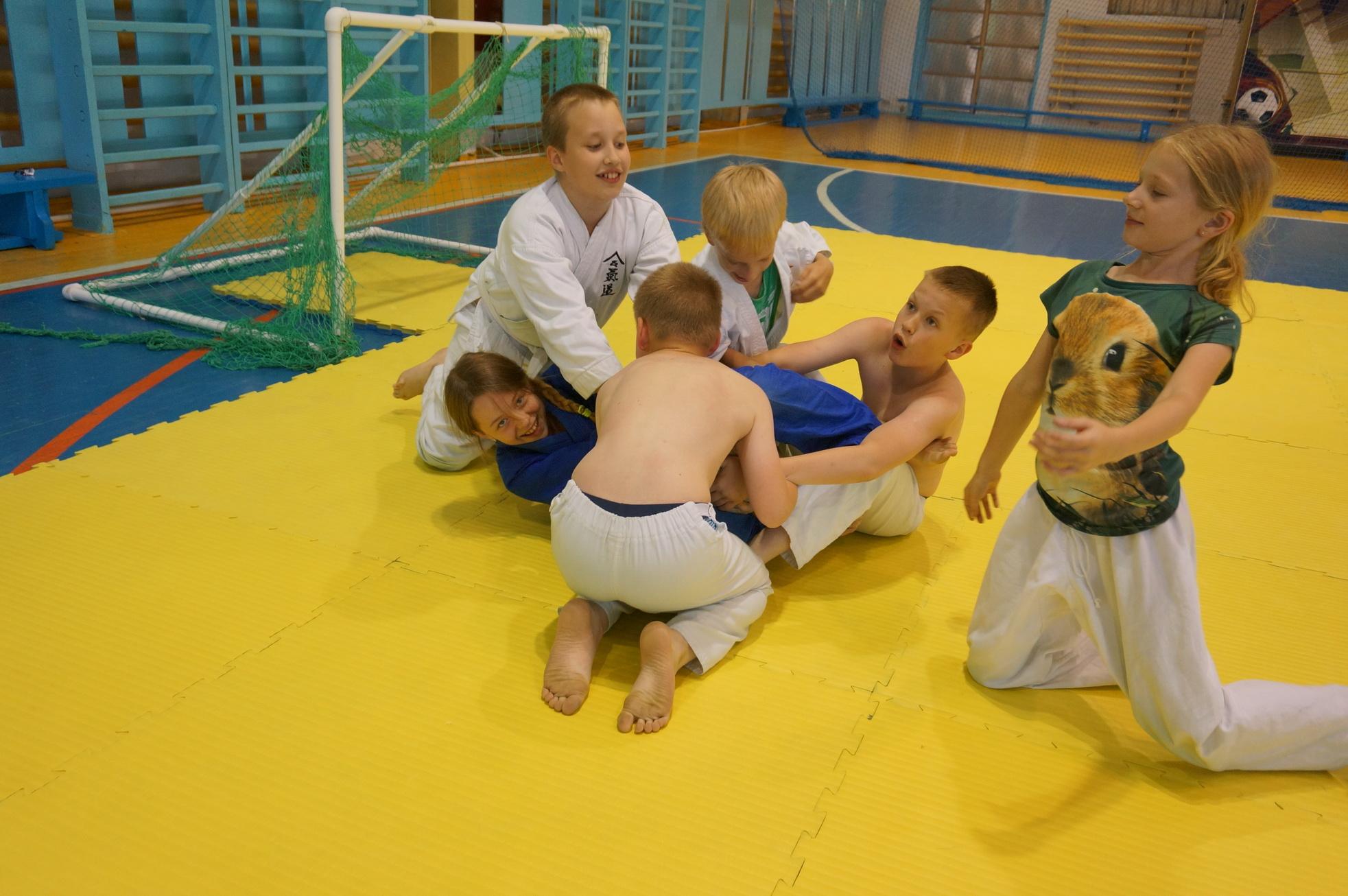 Летний лагерь Урал Айкидо0182