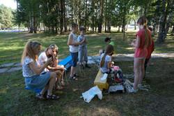 Летний лагерь Урал Айкидо0176