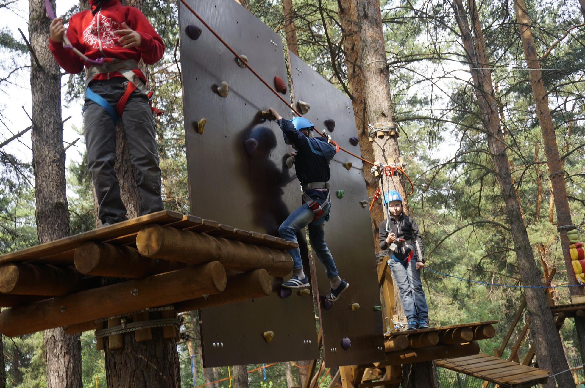Летний лагерь Урал Айкидо0152