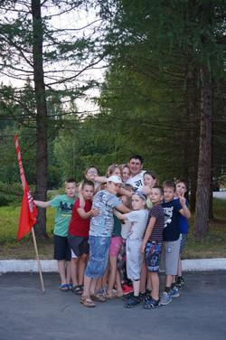 Летний лагерь Урал Айкидо0141