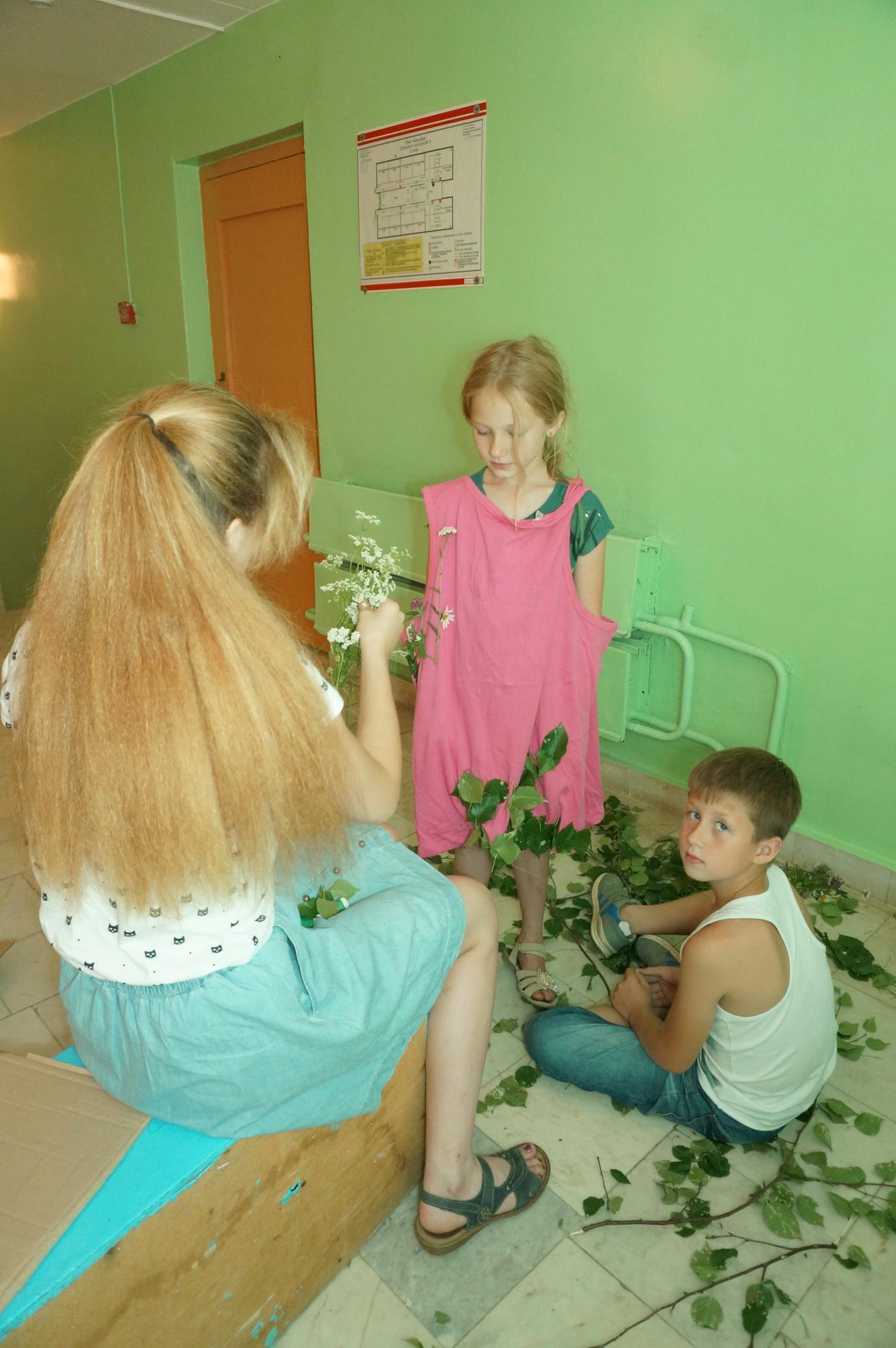 Летний лагерь Урал Айкидо0189