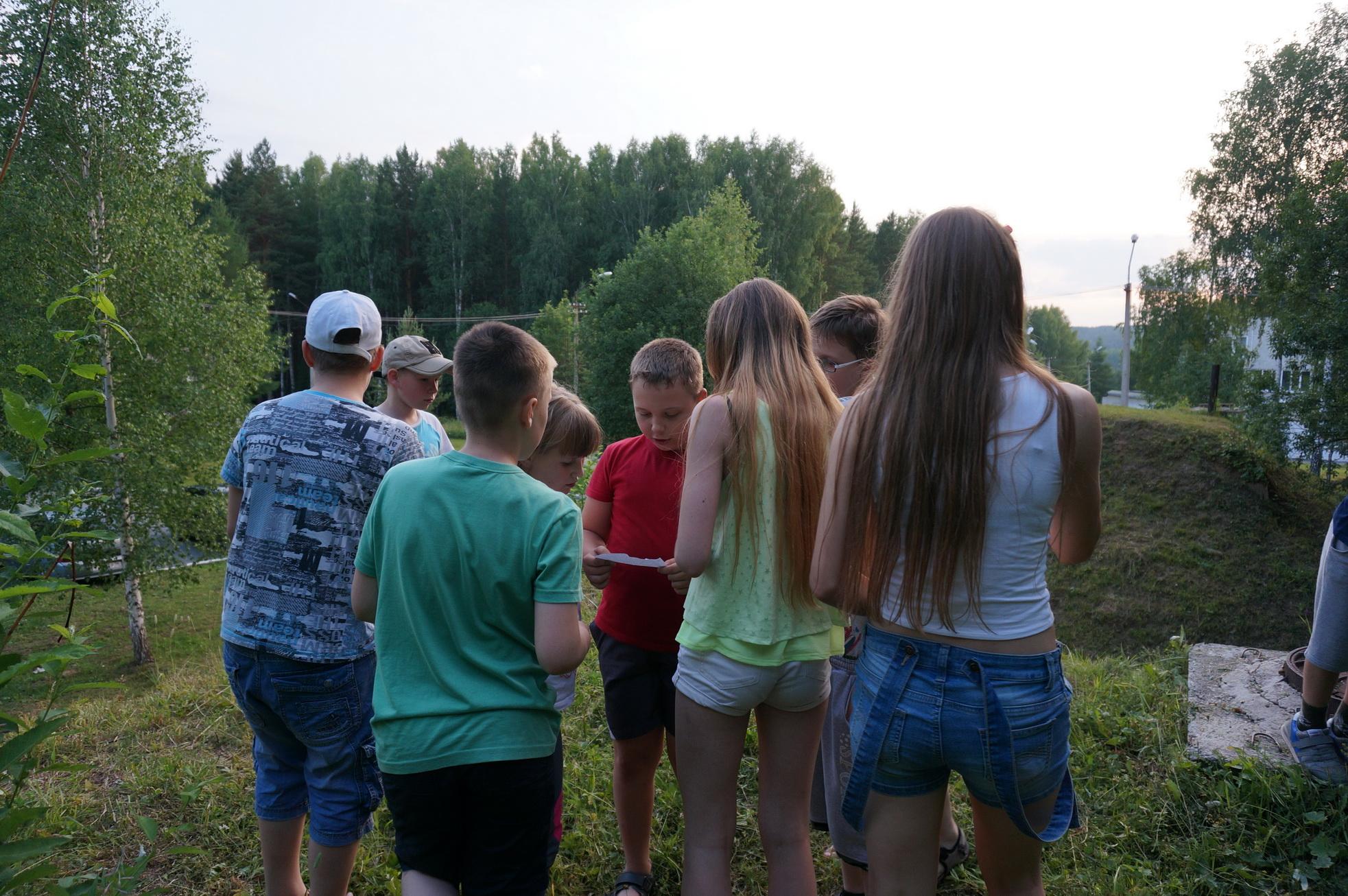 Летний лагерь Урал Айкидо0140