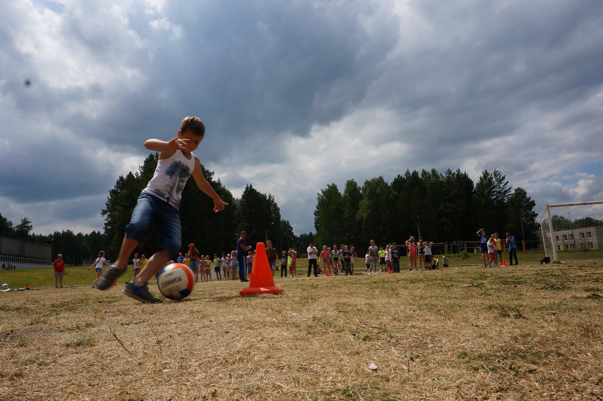 Летний лагерь Урал Айкидо0185