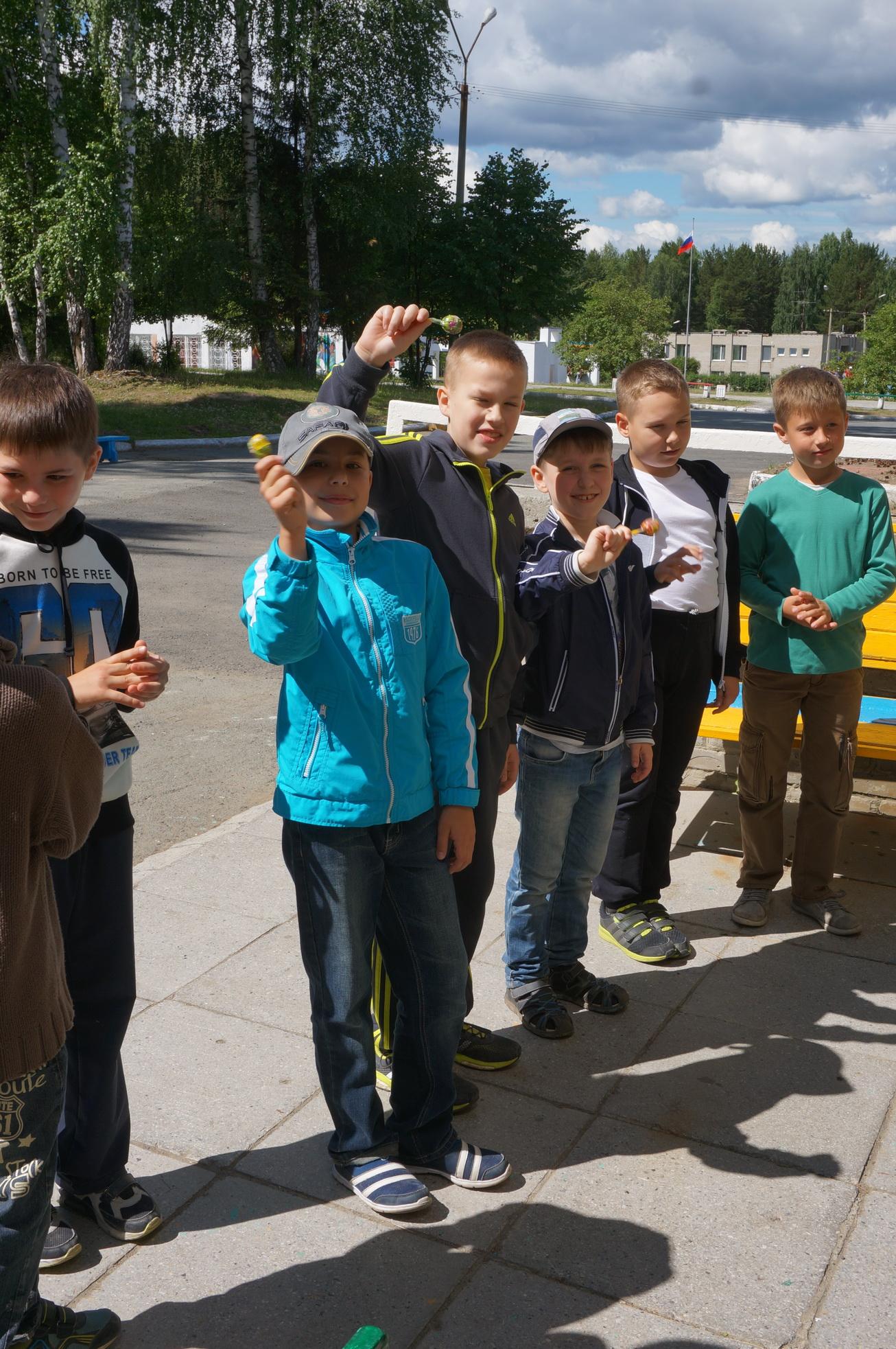 Летний лагерь Урал Айкидо0014