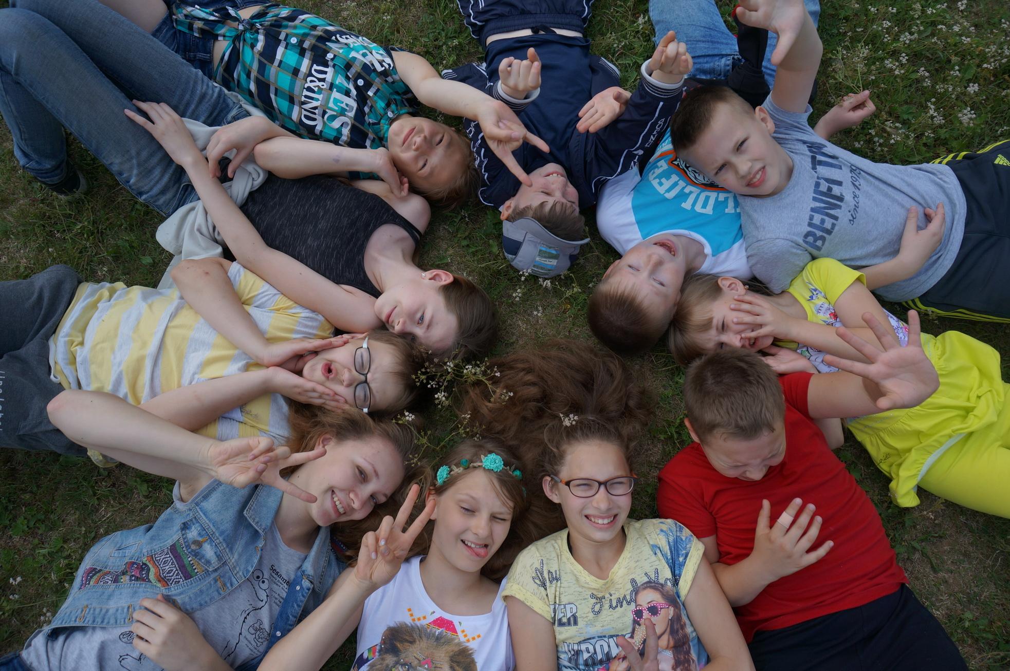 Летний лагерь Урал Айкидо0104