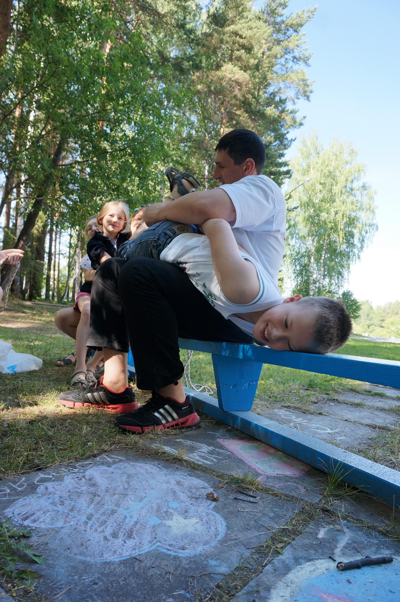Летний лагерь Урал Айкидо0177