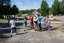 Летний лагерь Урал Айкидо0181