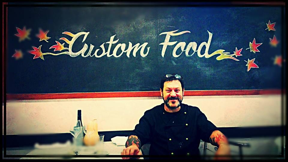 Custom Food - chi siamo
