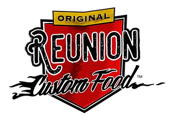 Custom Food - Reunion original event