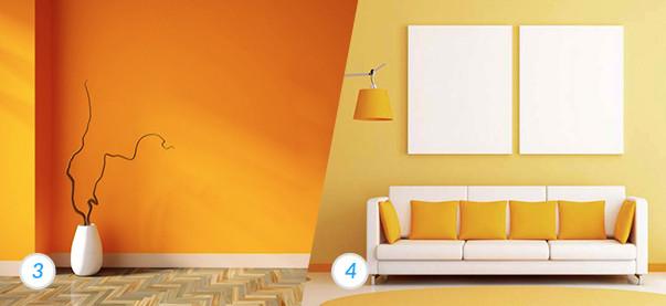 Tendencias en colores para paredes