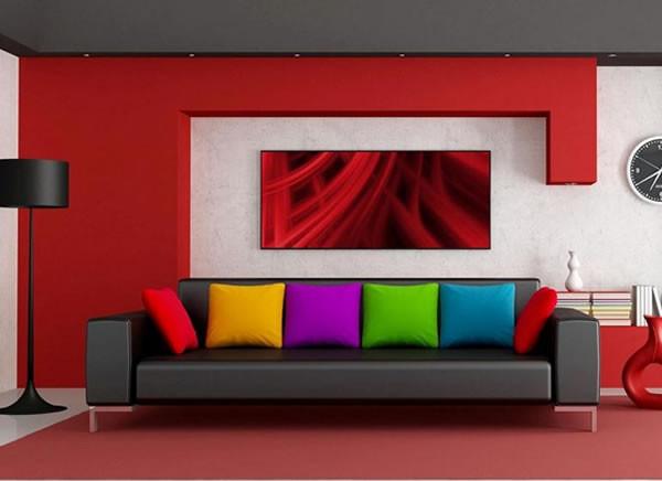 Atrévete a darle color a tu vida y crea lugares especiales en cada rincón de tu hogar.
