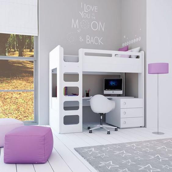 Optimiza el espacio de las habitaciones