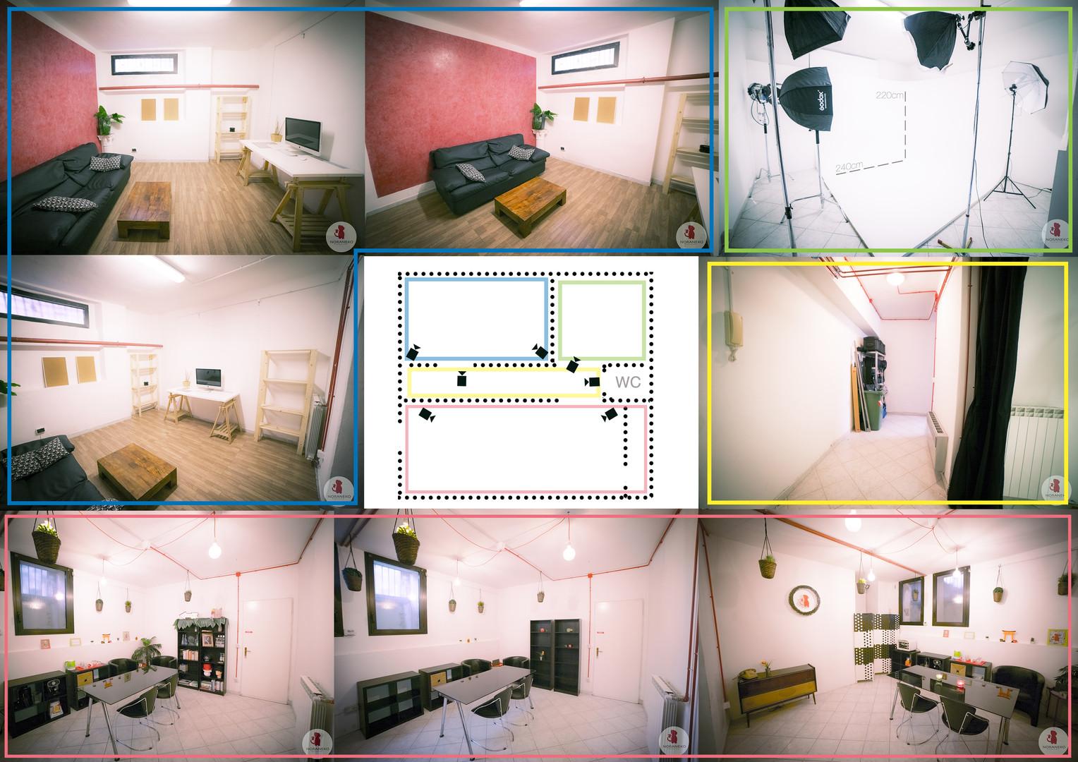 Mappa_Noraneko house