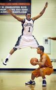 Basketball Sky Block