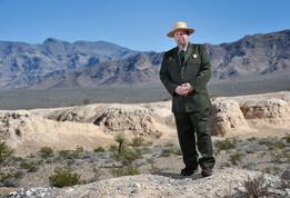 Park Superintendent Vincent Santucci
