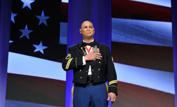 Army Staff Sgt. Shilo Harris