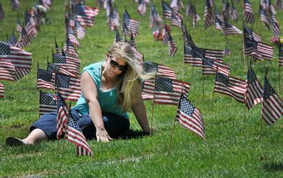 Memorial Day Grave Visit