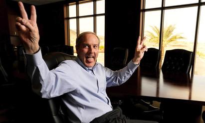 Bank CEO John Sullivan