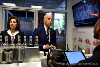 Joe Biden Visits