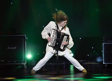 "Singer ""Weird Al"" Yankovic"