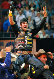 Bull Ridder Winner