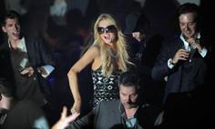 Socialite Paris Hilton