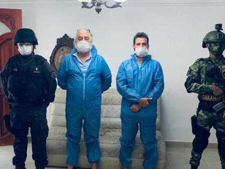 Special Announcement: Colombian Military Arrest Mark Grenon and Joseph Grenon