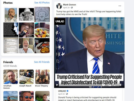 The Grenon-Trump Conspiracy Theory